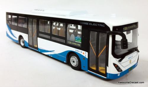 SAIC 1:64 Volvo Electric City Bus SW6128BEV