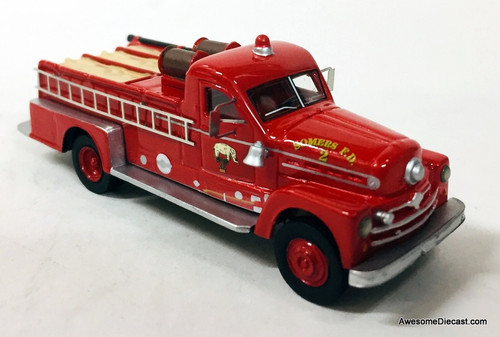 BoS 1:87 1958 Seagrave 750 Fire Truck: Somers, CT F.D.