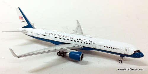 Gemini Jets 1:400 Boeing C-32A: US Air Force Two