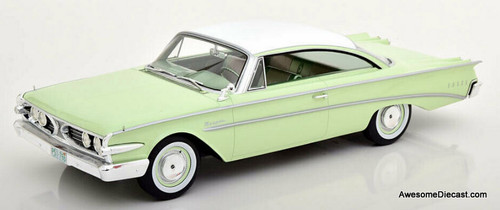 BoS 1:18 1960 Edsel Ranger 2 Door Hard Top, Green/White