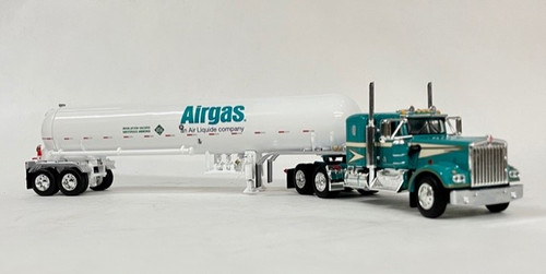 DCP by FG 1:64 KW W900A w/ Anhydrous Tanker - AirGas