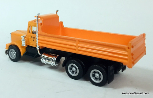 Con-Cor 1:87 Kenworth Dump Truck, Orange
