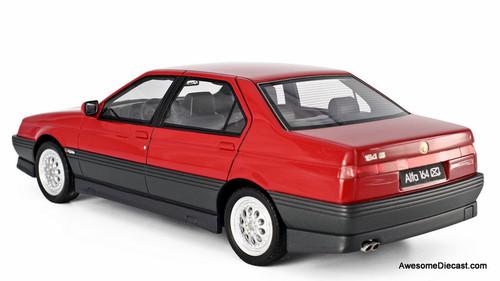 LAUDORACING-MODELS 1:18 1993 ALFA ROMEO ALFA 164 3.0 V6 Q4C