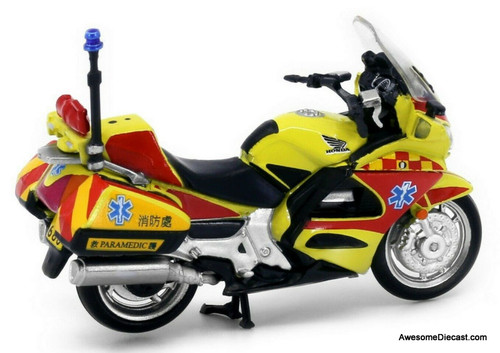 1:43 Honda ST 1300P Paramedic Responder: Hong Kong Emergency Medical Services