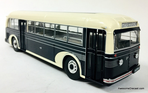 Ultra Models 1:43 1938 NATI-A: Transit Bus: Moscow, Russia
