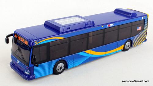 DWWT 1:50 Transit Bus: MTA New York City