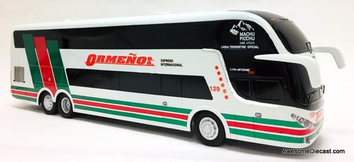 BraziBus 1:32 Scania Comil Campione Coach: Ormeno Express