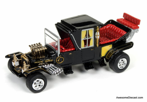 Johnny Lightning 1:64 Munsters Car: The Barris Koach