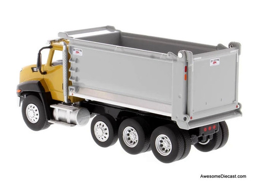 Diecast Masters 1:64 Caterpillar CT660 OX Stampede Dump Truck