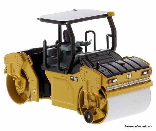 Diecast Masters 1:64 Cat CB-13 Tandem Vibratory Roller w/ROPS