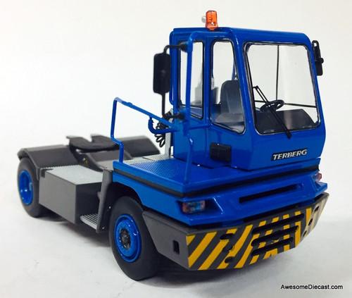 TBSV 1:50 Terberg YT 182 Yard Tractor, Blue