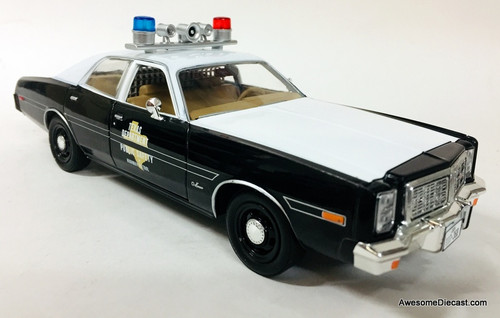 Greenlight 1:24 1977 Dodge Monaco: Texas Highway Patrol