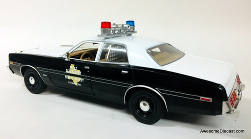 Greenlight 1:24 1977 Dodge Monaco: Texas Highway Patrol