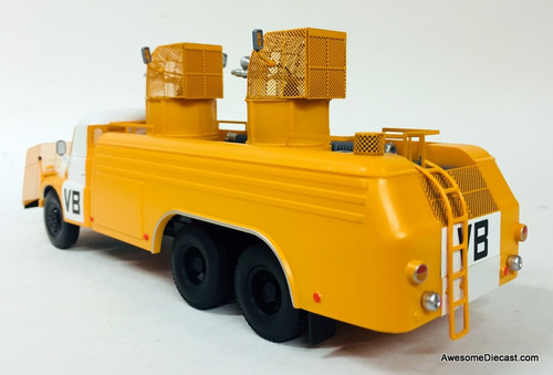 Schuco 1:43 Tatra T148 Riot Control Water Cannon: Prague Police Department