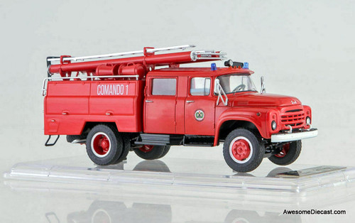 SSM 1:43 Zil 130 AC 40 Fire Engine: Havana Fire Department
