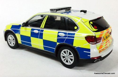 Paragon 1:43 2016 BMW X5: City Of London Police Force