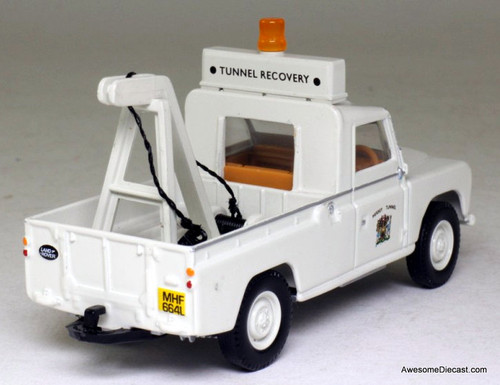 Corgi 1:43 Land-Rover Series 2 Breakdown Truck: Mersey Tunnel Recovery