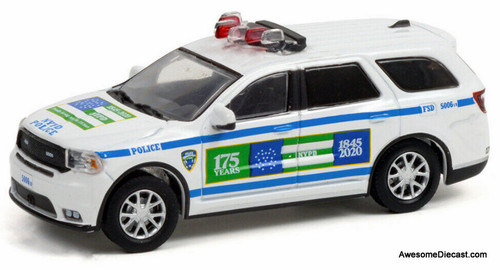 Greenlight 1:64 2020 Dodge Durango: NYPD 175th Year Anniversary