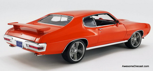 ACME 1:18 1970 Pontiac GTO Street Fighter: The Prosecuter