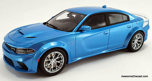 GT Spirit 1:18 2020 Dodge Charger SRT Hellcat Widebody: Daytona 50th Anniversary Edition