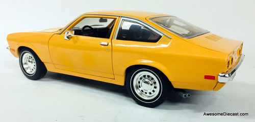 American Muscle 1:18 1972 Chevrolet Vega Coupe