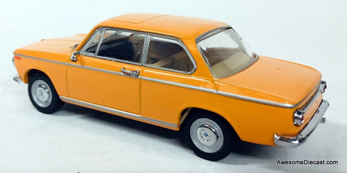 Minichamps 1:43 BMW 1600-2, Orange
