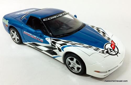 UT Models 1:18 1999 Chevrolet Corvette: Daytona International Speedway Pace Car