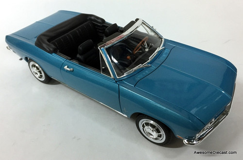 Road Signature 1:18 1969 Chevrolet Corvair Monza Convertible