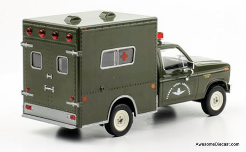 DeAgostini 1:43 1982 Ford F1-150: Argentine Air Force Ambulance