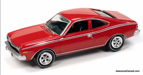 Johnny Lightning 1:64 1974 AMC Hornet & 1964 Aston Martin DB5: James Bond Movie Collection