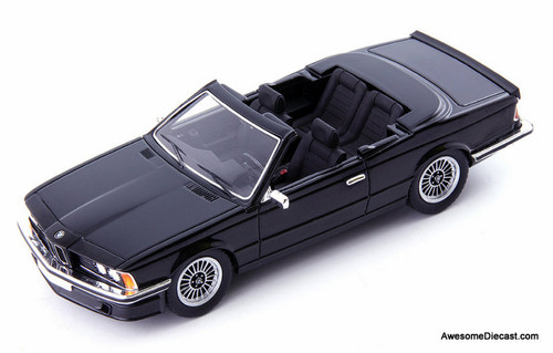 Avenue43 By AutoCult 1:43 1985 BMW 635 CSi Alpina B7 Mirage Classic