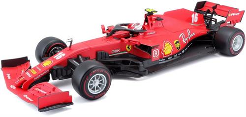 Burago 1:18 2020 Ferrari F1 SF1000 Team Scuderia / 162nd Austrian Grand Prix / Leclerc