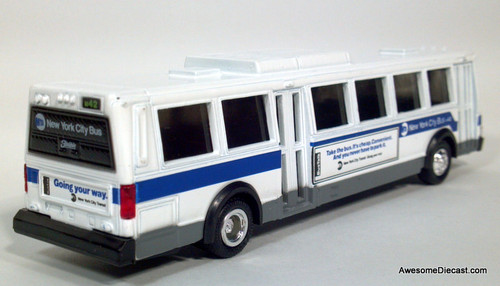 Road Champs 1:87 1995 New York City MTA Transit Bus