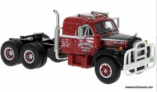 Neo 1:64 1957 Mack B-61 Integral Sleeper Cab: Rockingham Trucking