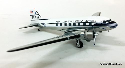 Herpa 1:200 McDonnell Douglas DC-3: Pan American Airways