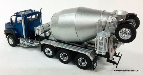 Diecast Masters 1:50 Cat CT660 Day Cab w/McNeilus Bridgemaster Concrete Mixer