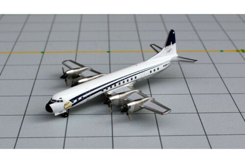 JC Wings 1:400 L-188 Electra LA Dodgers