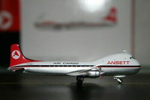 JC Wings 1:400 Ansett Air Cargo Aviation Traders ATL-98A Carvair