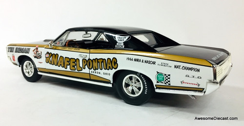 Ertl 1:18 1966 Pontiac Gto: Tin Indian V Race Car