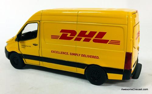 KSmart 1:48 Mercedes Benz Sprinter: DHL Courier Service