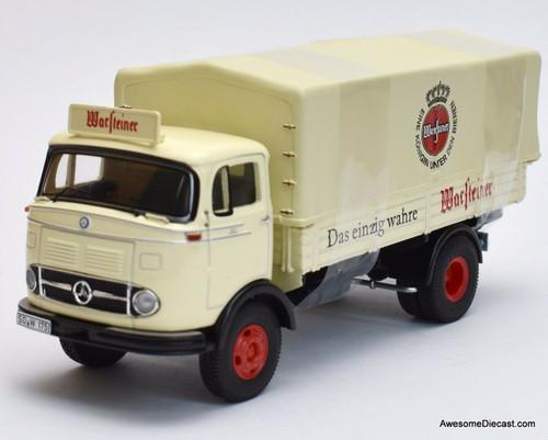 Premium ClassiXXs 1:43 Mercedes LP911 Delivery Truck:  Warsteiner Beer Co.