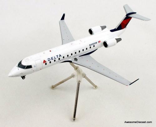 Gemini 200 1:200 Bombardier CRJ200: Delta Airlines