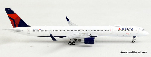Gemini Jets 1:400 Boeing 757-300: Delta Airlines