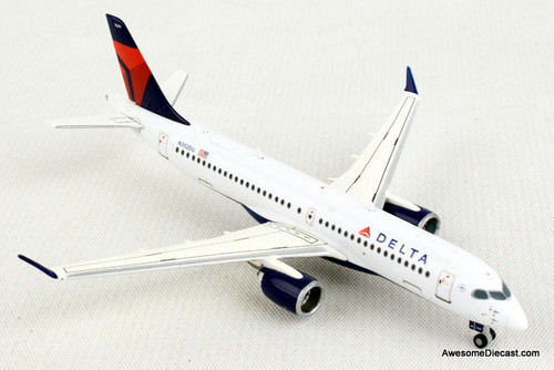 Gemini Jets 1:400 Airbus A220-300: Delta Airlines
