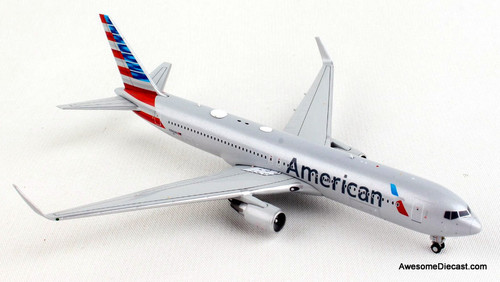 Gemini Jets 1:400 Boeing 767-300ER: American Airlines