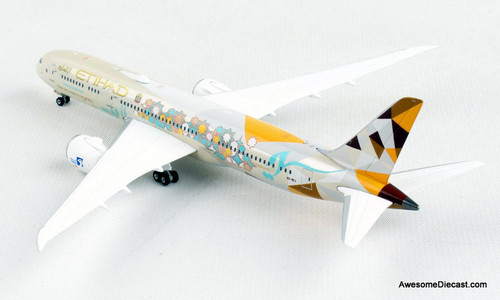 Phoenix 1:400 Boeing 787-9: Etihad Airways (Choose Saudi Arabia Livery)
