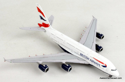 Gemini Jets 1:400 Airbus A380:British Airways