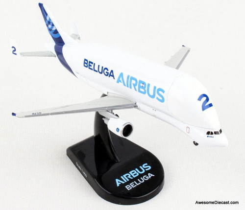 Postage Stamp 1:400 Airbus A300-600ST Beluga