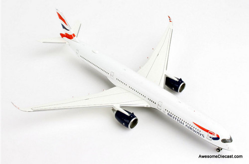 Gemini Jets 1:400 Airbus A350-1000: British Airways
