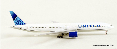 Gemini Jets 1:400 Boeing 777-300ER: United Airlines